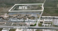 Commercial Land East of Outlet Mall - San Marcos